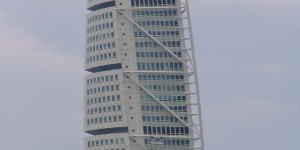 Turning Torso in Malmö