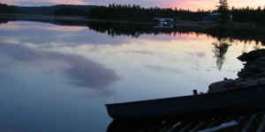See in Lappland