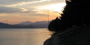 See im Osten der Slowakei