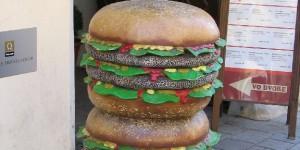 Hamburgerwerbung