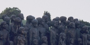 Denkmal in Lidice