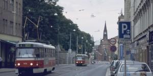 Straßenbahnen in Tschechien