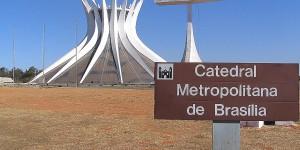 Kathedrale in Brasilia