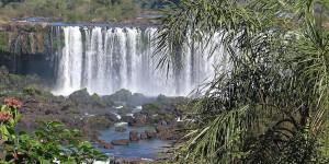 Wasserfälle im Iguazu Nationalpark