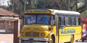 Alter Linienbus