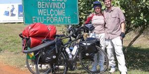 Fahrräder in Südamerika