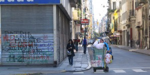 Unterwegs in Buenos Aires