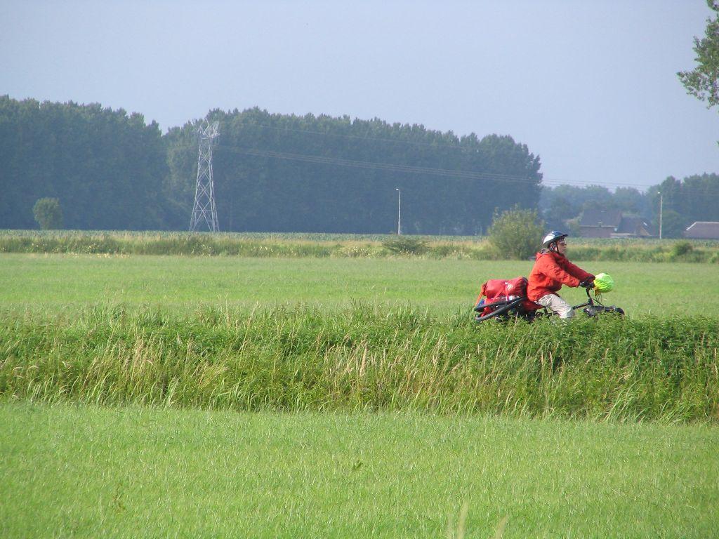 Radeln in Holland
