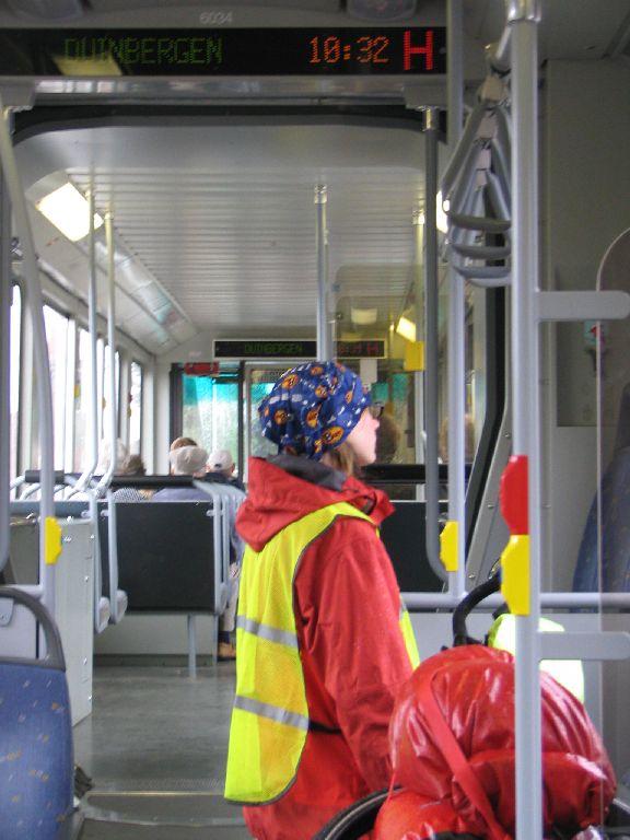 Straßenbahn in Belgien