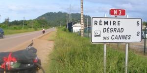 Fahrräder in Französisch Guayana
