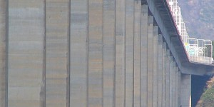 Brücke in Rio