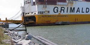 Frachtschiff Repubblica Argentina