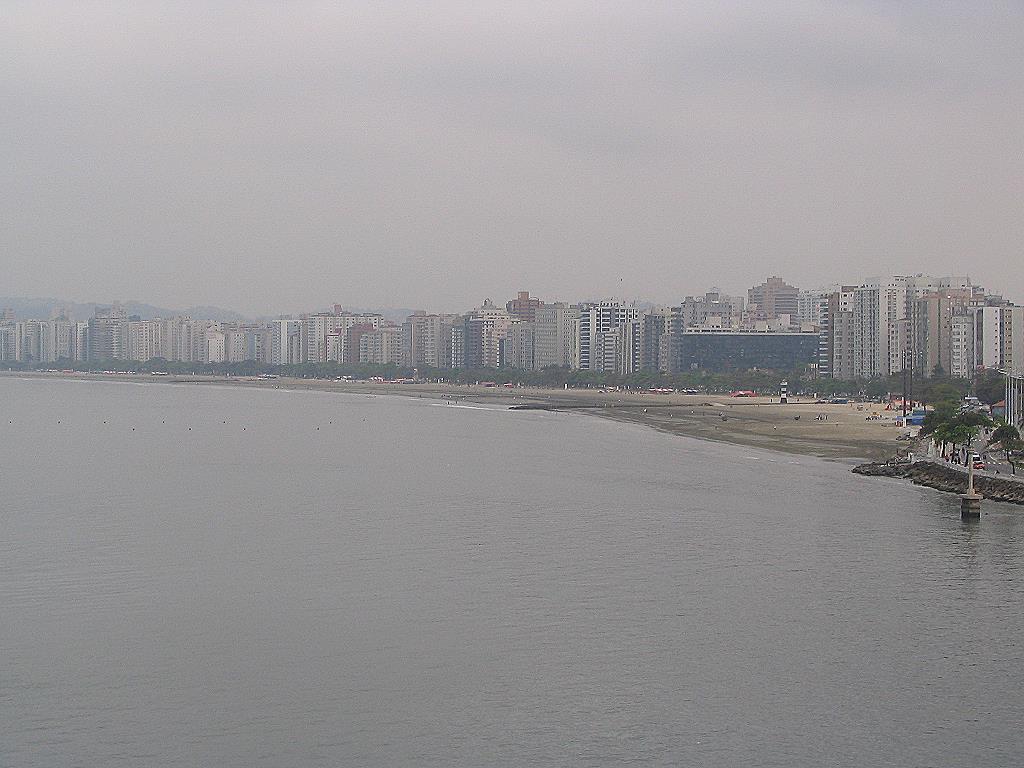 Brasilianische Küste