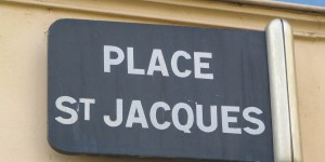 Place St. Jacques in Metz
