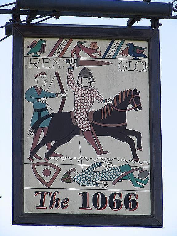 Wilhelm der Eroberer 1066
