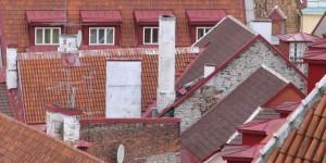 Dächer von Tallinn