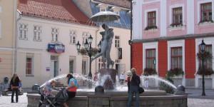 Brunnen in Tartu