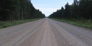 Weite Straßen