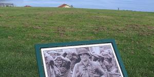 Erinnerung an den Krieg