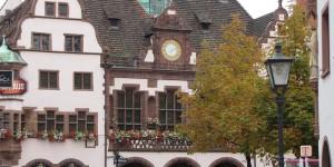 Rathaus von Freiburg