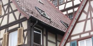 Fachwerk in Baden-Württemberg