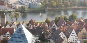 Blick vom Ulmer Dom