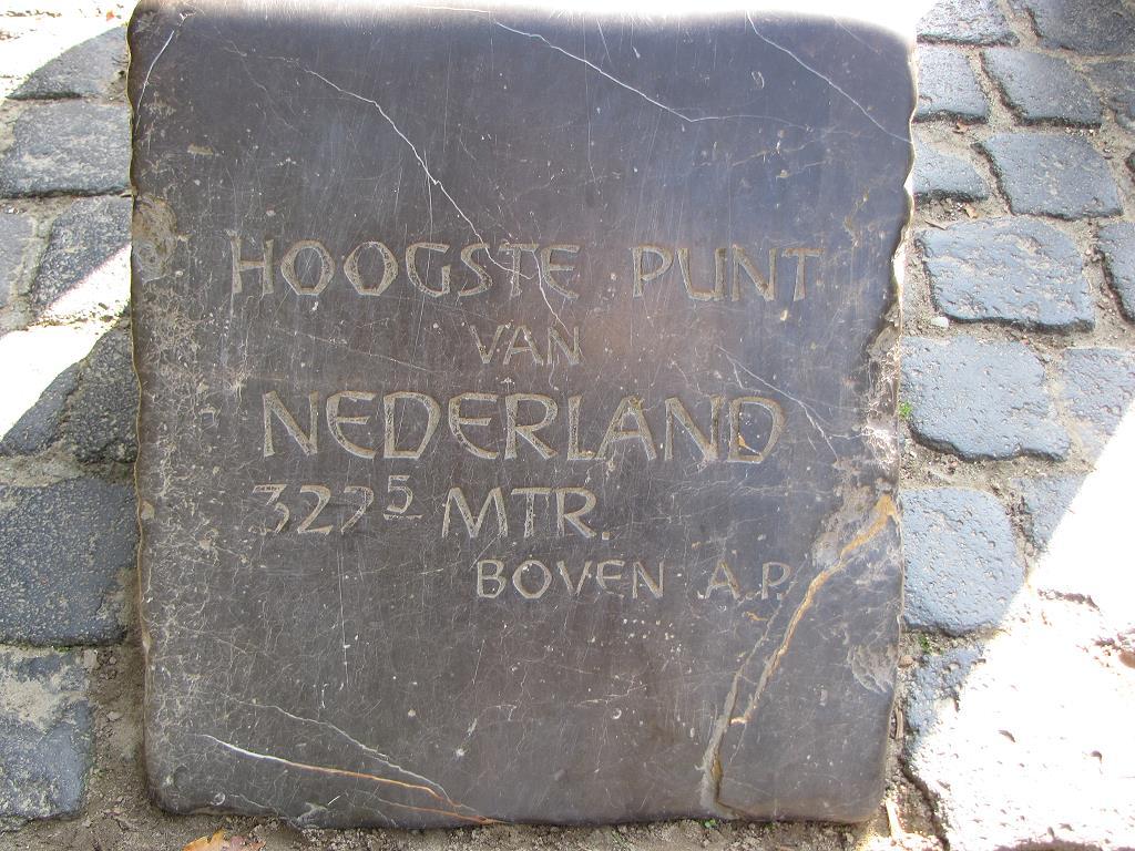 Höchster Punkt von Holland