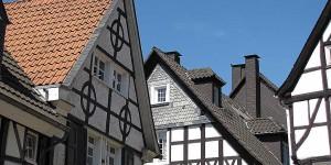 Fachwerk in Kettwig