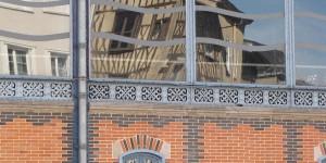 Spiegelung von Fassaden