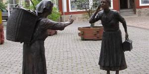 Skulpturen in Rotenburg