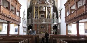 Altar in St. Blasii Kirche