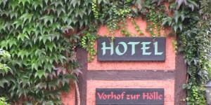 Hotel Vorhof zu Hölle