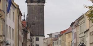 Schlosskirche von Lutherstadt Wittenberg