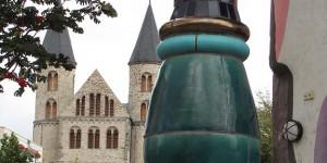 Grüne Zitadelle und Klosterkirche