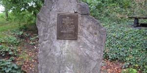 Mittelpunkt von Deutschland in Flinsberg