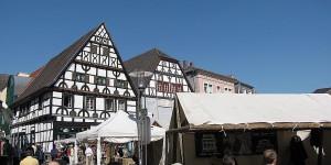 Marktplatz in Unna