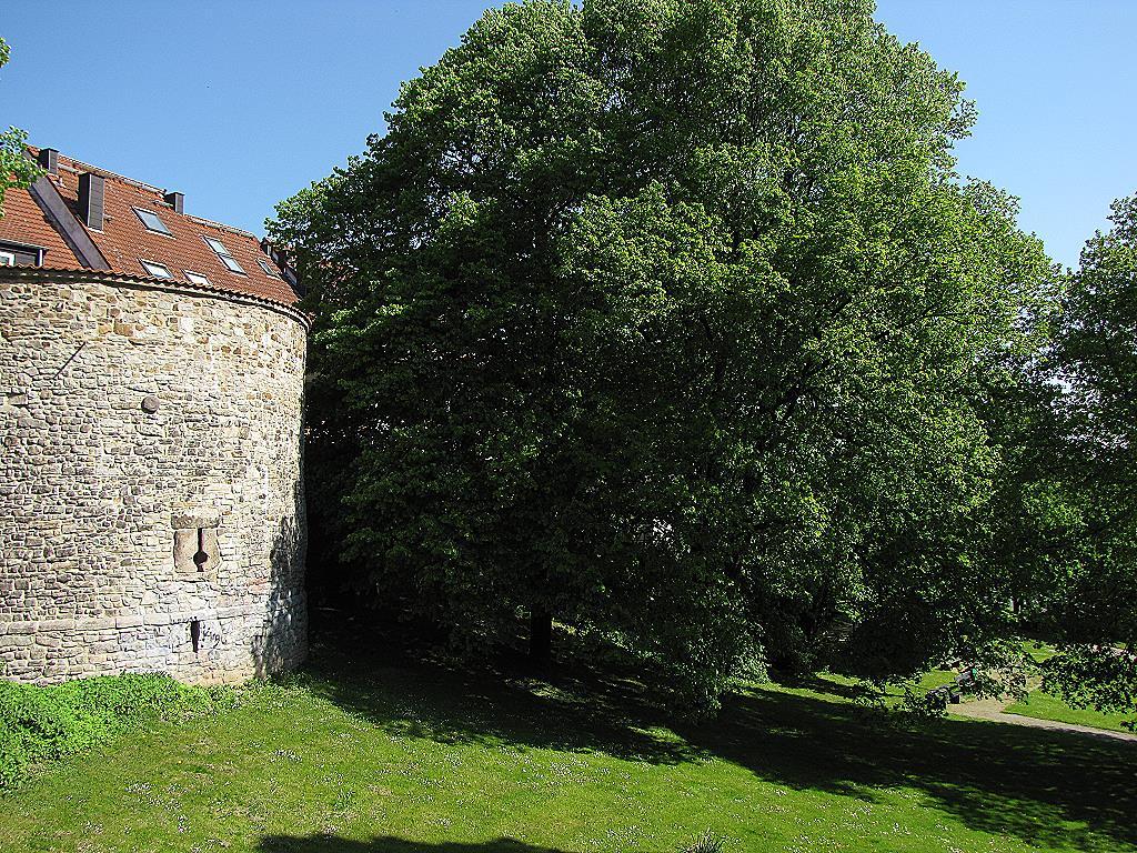 Stadtmauer von Unna