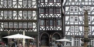 Zentrum von Fritzlar