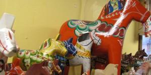 Dala-Pferd
