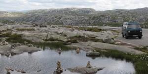 Mit dem Camper durch Norwegen