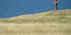 Blick auf die Ostsee bei Skane