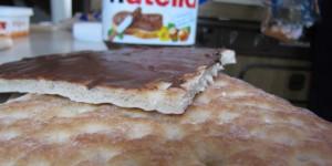 Nutella auf Hönökaka