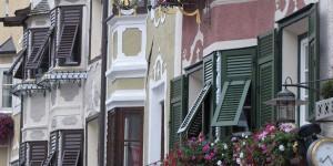 Häuserzeile in Sterzing