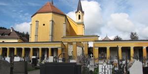 Kirche in Bruneck
