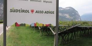 Willkommen in Südtirol
