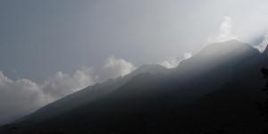 Berge rund um den Lago di Garda