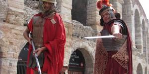 Gladiatoren in Verona
