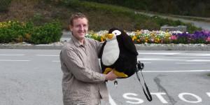 Pingu und Micha