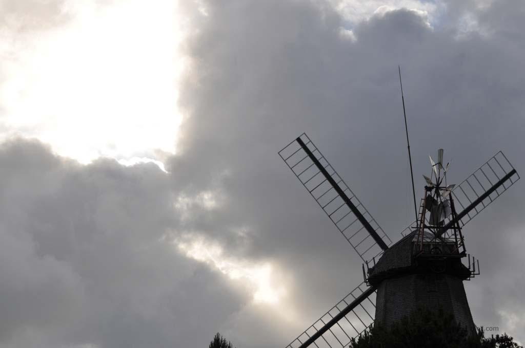 Windmühle in Carolinensiel