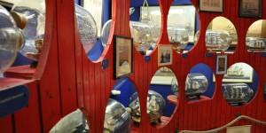 Buddelschiffmuseum in Neuharlingersiel